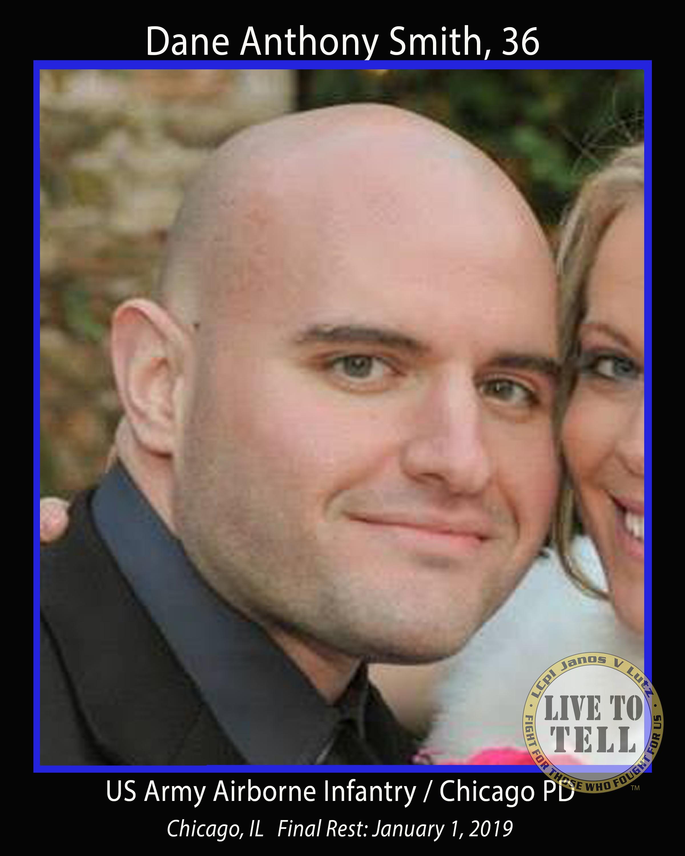 Dane Anthony Smith, 36
