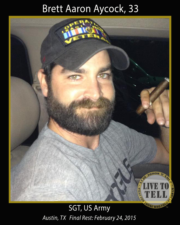Brett Aaron Aycock, 33