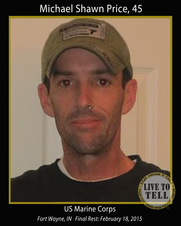 Michael Shawn Price, 45