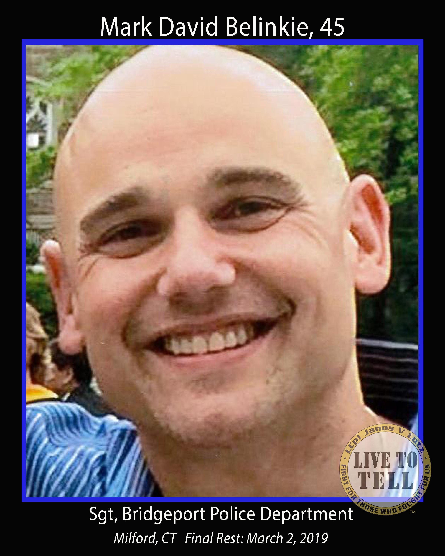 Mark David Belinkie, 46