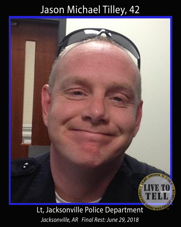 Jason Michael Tilley, 42