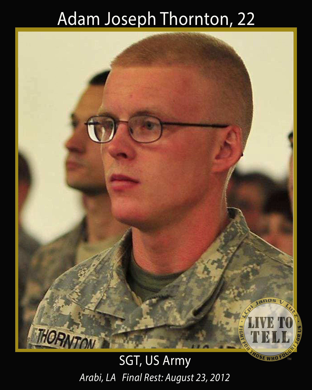 Adam Joseph Thornton, 22