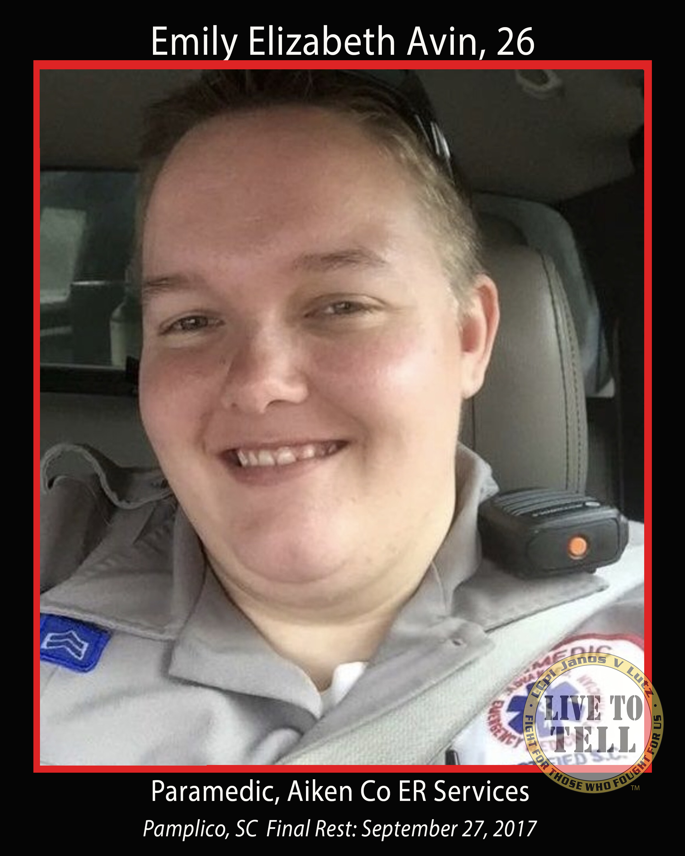 Emily Elizabeth Avin, 26