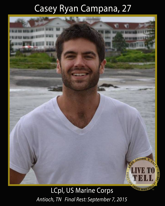Casey Ryan Campana, 27