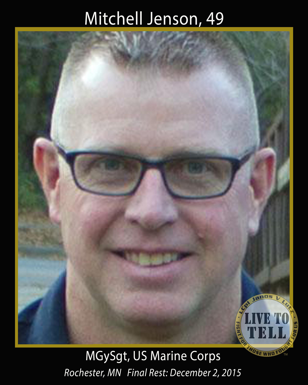 Mitchell Jenson, 49