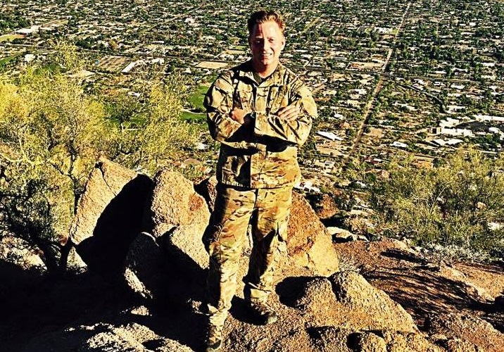 Army NCO with PTSD killed during shootout with police