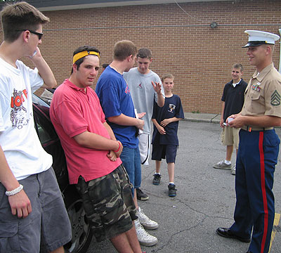 Should We End Military Recruiting in High Schools?