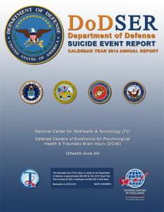 DOD Suicide Report 2014