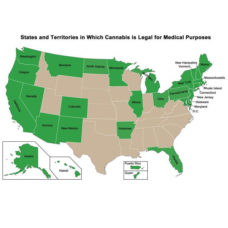 Cannabis and Cannabinoids (PDQ®)–Health Professional Version