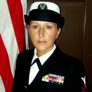 Lauren Price, USN, (Ret.) #IwasLutz