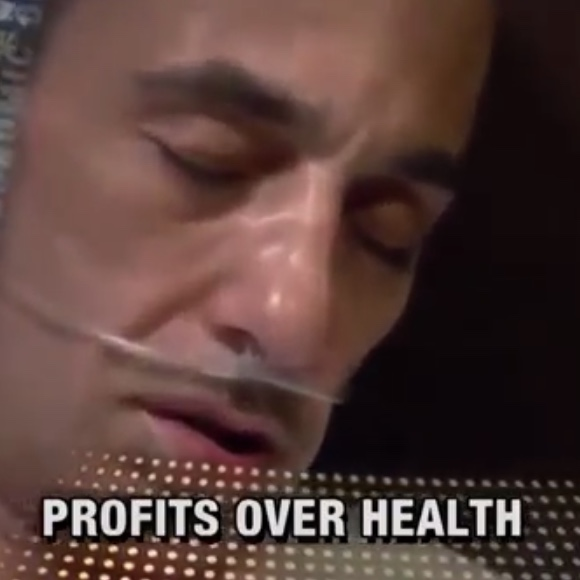 Pharmaceutical companies out to maintain your sickness; Profits over health