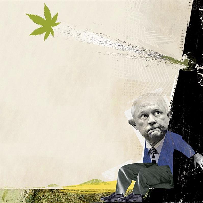 Marijuana legalization cannot be stopped