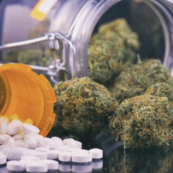 Do Medical Marijuana Laws Reduce Addictions and Deaths Related to Pain Killers?