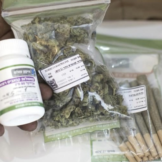 New Study Suggests Pot Could Help End Opioid Dependency
