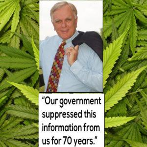 Anti-Cannabis Judge's Life Saved By Cannabis