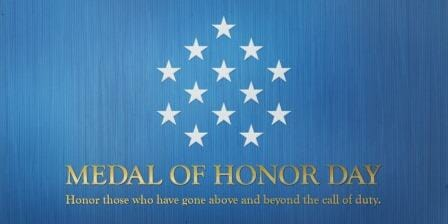 Medal of Honor Day