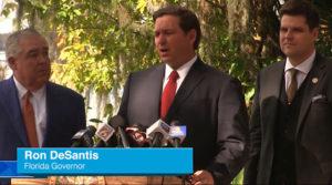 Florida Gov. Ron DeSantis signs smokable medical marijuana